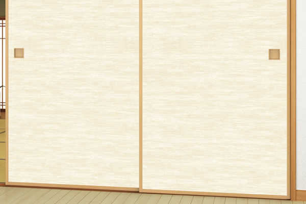 fusuma room reform sample modern111