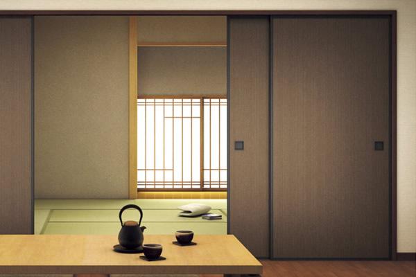 fusuma room reform sample modern564